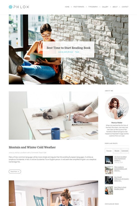 phlox-wordpress-theme-classic-blog