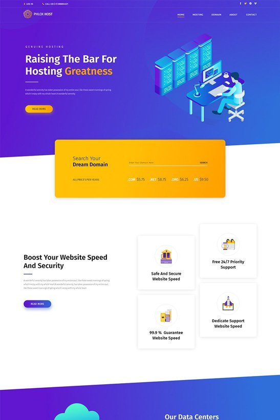 phlox-wordpress-theme-hosting