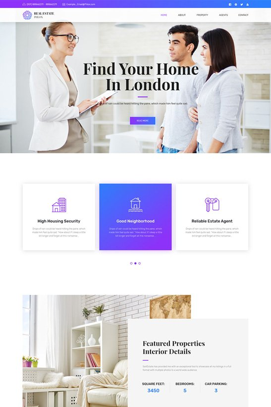 phlox-wordpress-theme-realstate-free